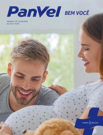 Panvel Farmácia catálogo promocional (válido de 10 até 17 31-08)