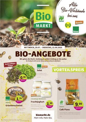 Aleco Biomarkt Prospekt (bis einschl. 11-08)