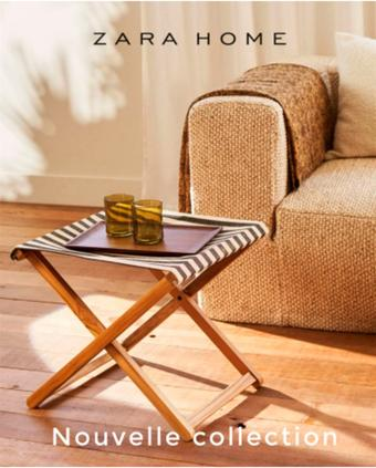Zara Home catalogue publicitaire (valable jusqu'au 04-10)