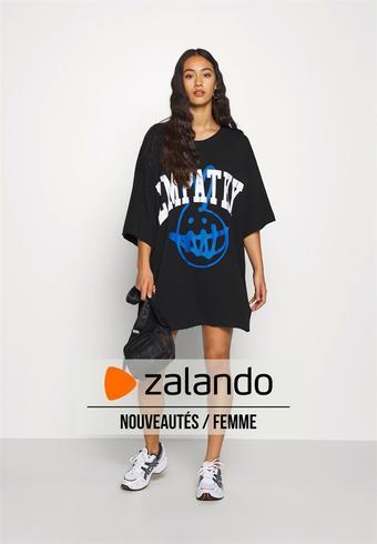 Zalando catalogue publicitaire (valable jusqu'au 29-09)