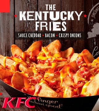 KFC catalogue publicitaire (valable jusqu'au 14-08)