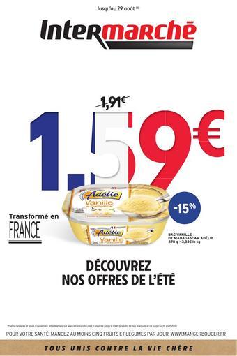 Intermarché catalogue publicitaire (valable jusqu'au 29-08)
