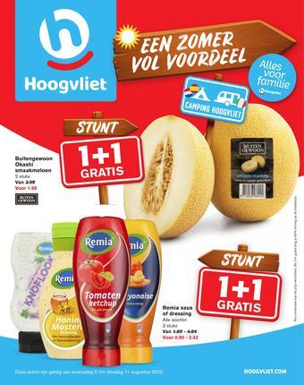 Hoogvliet reclame folder (geldig t/m 11-08)