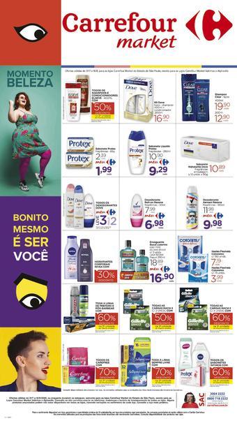 Carrefour Market catálogo promocional (válido de 10 até 17 16-08)