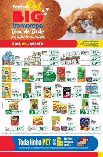 BIG Bompreço catálogo promocional (válido de 10 até 17 16-08)