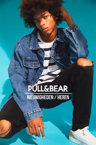 PULL&BEAR reclame folder (geldig t/m 30-09)