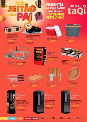 Lojas TaQi catálogo promocional (válido de 10 até 17 09-08)