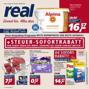 real reclame folder (geldig t/m 08-08)