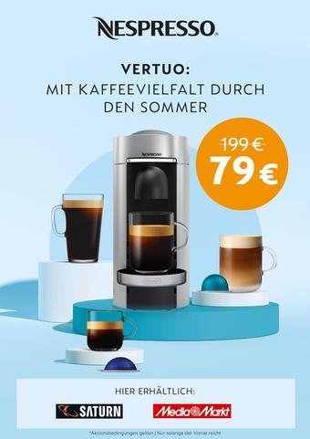 Nespresso Prospekt (bis einschl. 02-09)