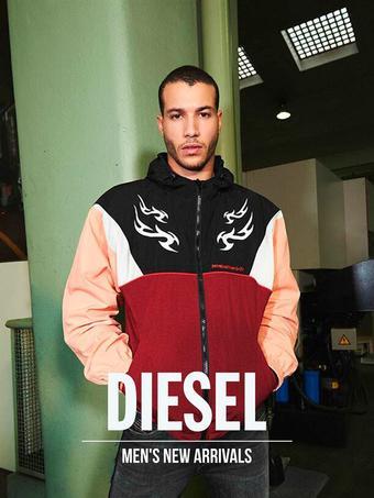 Diesel reclame folder (geldig t/m 30-09)