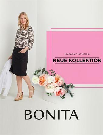 Bonita reclame folder (geldig t/m 10-08)