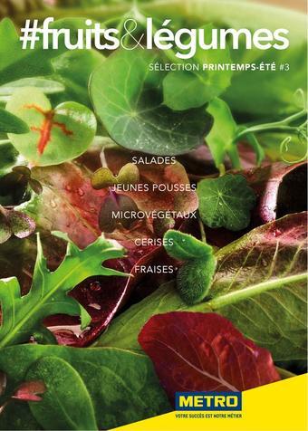 METRO catalogue publicitaire (valable jusqu'au 22-09)