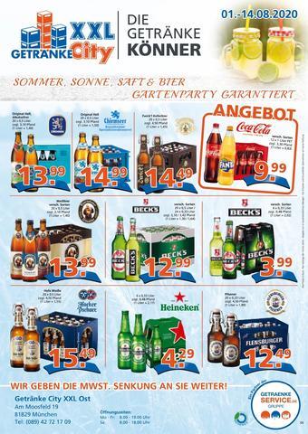 Getränke City Prospekt (bis einschl. 14-08)