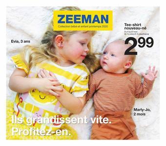 Zeeman catalogue publicitaire (valable jusqu'au 31-08)