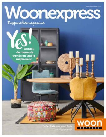 Woonexpress reclame folder (geldig t/m 31-12)