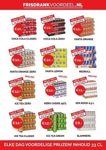 Frisdrankvoordeel.nl reclame folder (geldig t/m 31-08)