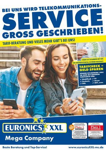 Euronics XXL Prospekt (bis einschl. 07-08)