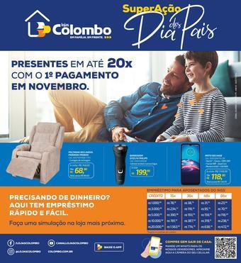 Lojas Colombo catálogo promocional (válido de 10 até 17 14-08)