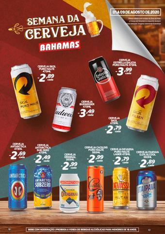 Bahamas Supermercados catálogo promocional (válido de 10 até 17 09-08)