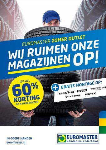 Euromaster reclame folder (geldig t/m 29-08)