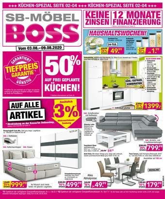 Möbel Boss Prospekt (bis einschl. 09-08)
