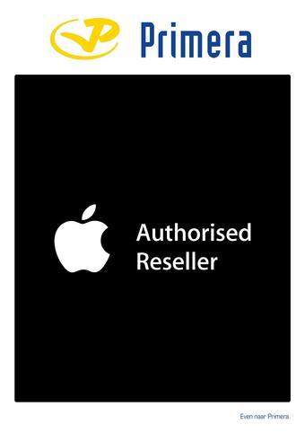 Primera reclame folder (geldig t/m 30-08)