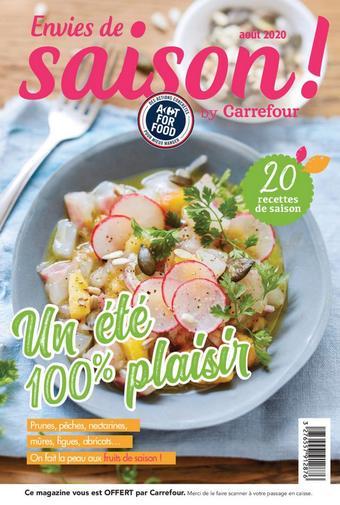Carrefour catalogue publicitaire (valable jusqu'au 31-08)