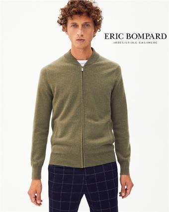 Eric Bompard catalogue publicitaire (valable jusqu'au 01-10)