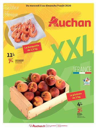 Auchan reclame folder (geldig t/m 09-08)