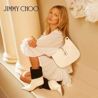 Jimmy Choo catalogue publicitaire (valable jusqu'au 01-10)