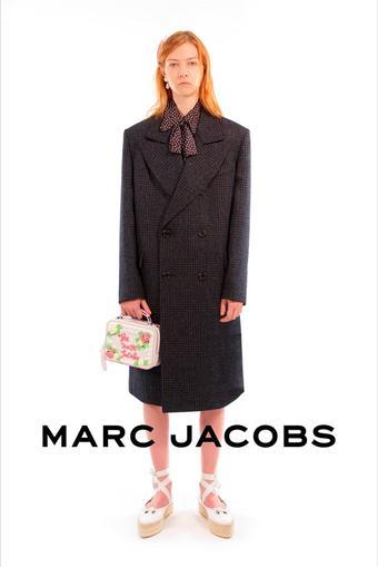 Marc Jacobs catalogue publicitaire (valable jusqu'au 28-09)