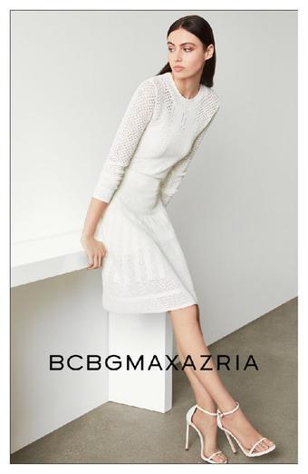 BCBG Maxazria catalogue publicitaire (valable jusqu'au 30-09)