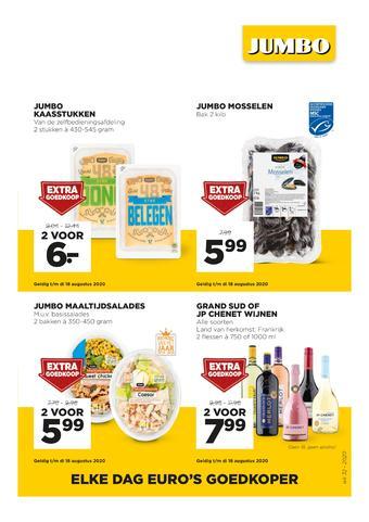 Agrimarkt reclame folder (geldig t/m 11-08)
