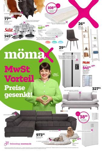 Mömax Prospekt (bis einschl. 15-08)