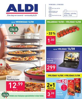 ALDI reclame folder (geldig t/m 21-08)