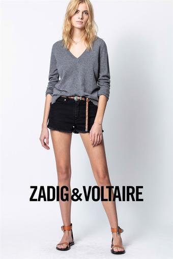 Zadig & Voltaire catalogue publicitaire (valable jusqu'au 27-09)