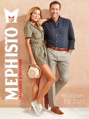 Mephisto catalogue publicitaire (valable jusqu'au 23-09)