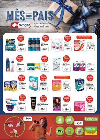 Drogal catálogo promocional (válido de 10 até 17 30-08)