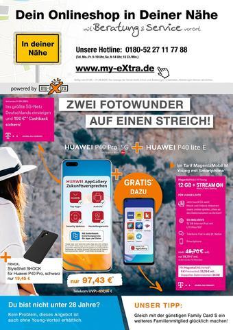 Telekom Shop Prospekt (bis einschl. 31-08)