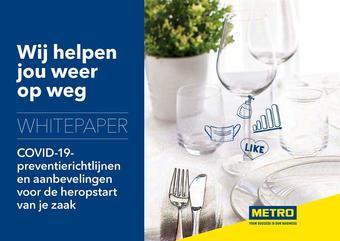 METRO reclame folder (geldig t/m 30-09)