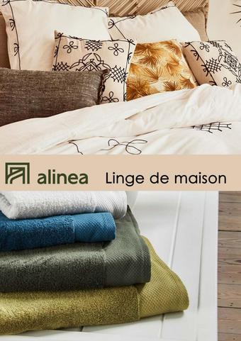 Alinéa catalogue publicitaire (valable jusqu'au 11-08)