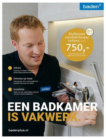 Badenplus reclame folder (geldig t/m 08-11)