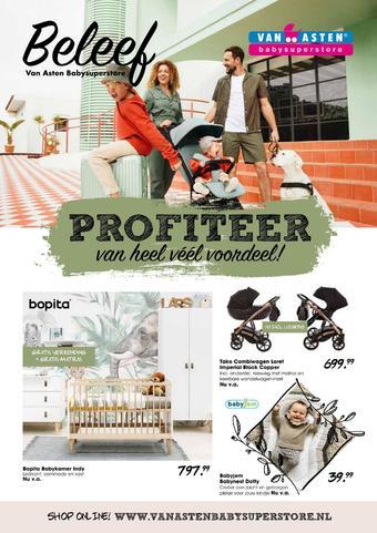 Van Asten BabySuperstore reclame folder (geldig t/m 24-10)