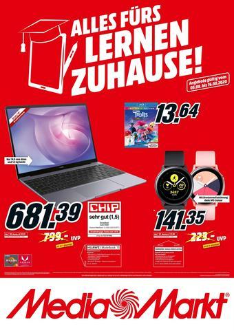 MediaMarkt Prospekt (bis einschl. 16-08)