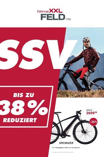 Fahrrad XXL Prospekt (bis einschl. 22-08)