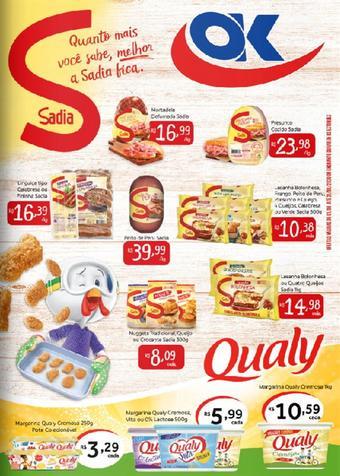 OK Superatacado catálogo promocional (válido de 10 até 17 31-08)