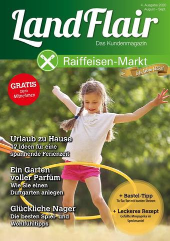 Raiffeisen Markt Prospekt (bis einschl. 30-09)
