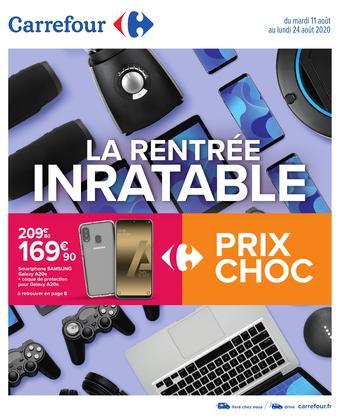 Carrefour catalogue publicitaire (valable jusqu'au 24-08)