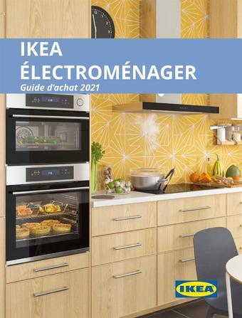 IKEA catalogue publicitaire (valable jusqu'au 31-01)