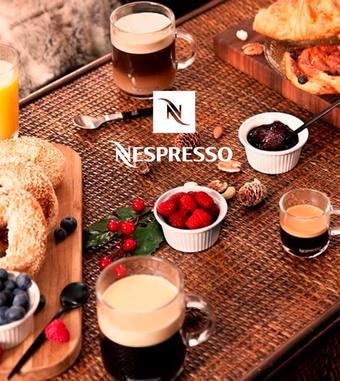 Nespresso catalogue publicitaire (valable jusqu'au 31-08)